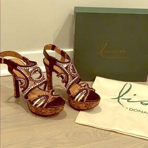 Lisa for Donald J Pliner danisa heels
